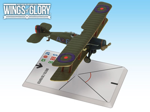 Wings Of Glory WWI: Bristol F.2B Fighter (Arkell/Stagg)