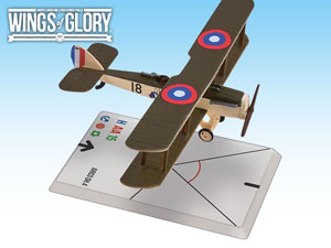 Wings Of Glory WWI: Airco DH.4 (50th Squadron AEF)