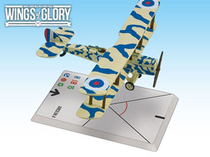 Wings Of Glory WWI: Airco DH.4 (Cotton/Betts)