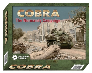 Cobra: The Normandy Campaign