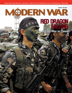 Modern War 19: Red Dragon Falling