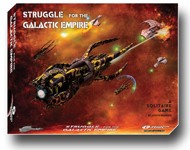 Struggle for the Galactic Empire Second edition