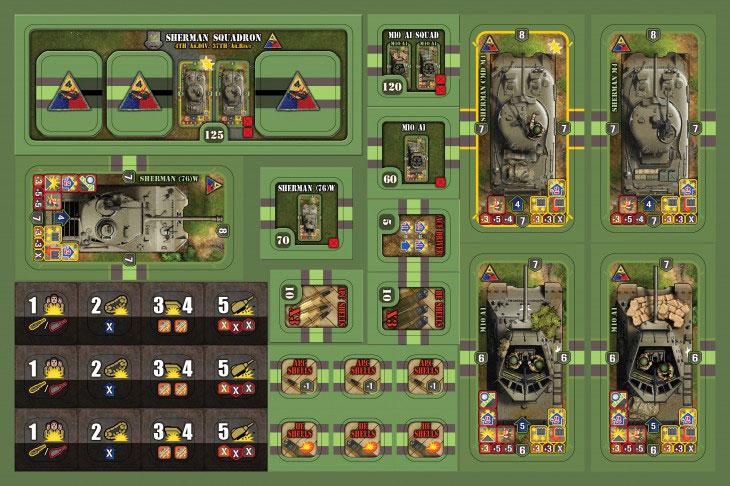 HEXASIM-Heroes of Normandie - US Army Box