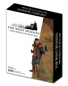 For What Remains: Streets of Ruins