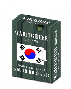 Warfighter WWII Exp 29 South Korea 1