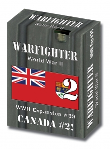Warfighter WWII Exp 35 Canada 2