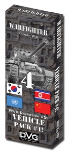Warfighter WWII Exp 39 Vehicles Pack4