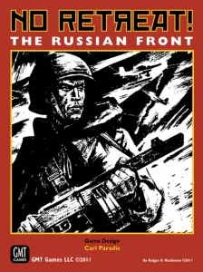 No Retreat: The Russian Front Reprint