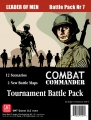 Combat Commander Tournament Battle Pack 7