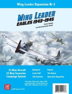Wing Leader: Eagles (expansion 2)