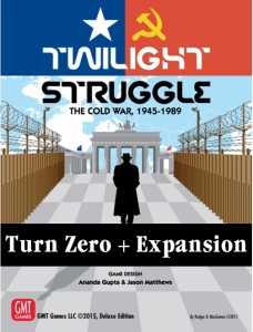 Twilight Struggle Turn Zero Expansion