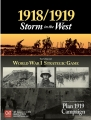 1918/1919: Storm in the West