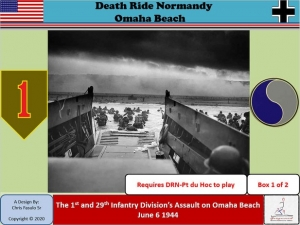 Death Ride Normandy Omaha Beach