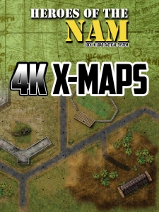 Heroes of the Nam 4K X-Maps