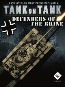 Tank On Tank West Front Expansion: Defenders of the Rhine
