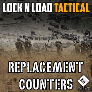Lock'n Load Tactical Replacement Counters