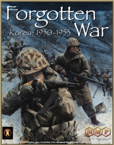 ASL Korea 1950-1953 Forgottten War