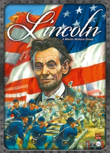 Lincoln (slightly damaged box)