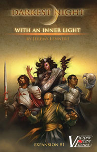 Darkest Night expansion #1: With An Inner Light - Boxed