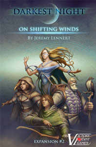 Darkest Night expansion #2: On Shifting Winds - Boxed