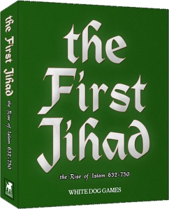 The First Jihad (boxed)