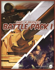 Band of Brothers: Epic Battles Battle Pack 1 (damaged box)